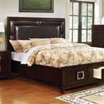 Balfour Bed by Furniture of America - FOA-CM7385-B