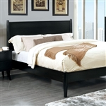 Lennart II Bed by Furniture of America - FOA-CM7386BK-B