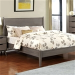 Lennart Bed by Furniture of America - FOA-CM7386GY-B