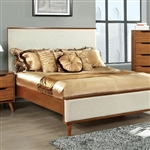 Lennart Bed by Furniture of America - FOA-CM7387A-B