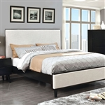 Lennart II Bed by Furniture of America - FOA-CM7387BK-B