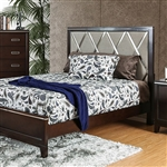 Winnifred Bed by Furniture of America - FOA-CM7412-B