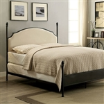 Sinead Bed by Furniture of America - FOA-CM7420-B