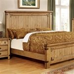 Pioneer Bed by Furniture of America - FOA-CM7449-B