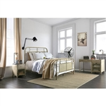 Haldus Bed by Furniture of America - FOA-CM7502IV-B