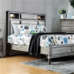 Daphne Bed by Furniture of America - FOA-CM7556-B