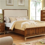Tychus Bed by Furniture of America - FOA-CM7559F-B