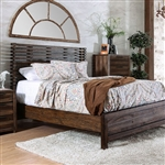 Hankinson Bed by Furniture of America - FOA-CM7576-B