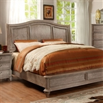 Belgrade II Bed by Furniture of America - FOA-CM7612-B