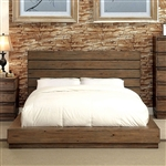 Coimbra Bed by Furniture of America - FOA-CM7623-B
