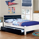 Kimmel Bed by Furniture of America - FOA-CM7626BL-B