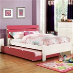 Kimmel Bed by Furniture of America - FOA-CM7626PK-B