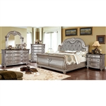 Fromberg 6 Piece Bedroom Set by Furniture of America - FOA-CM7670CPN