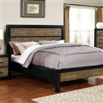 Hamberg Bed by Furniture of America - FOA-CM7693-B