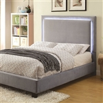Erglow I Bed by Furniture of America - FOA-CM7695GY-B