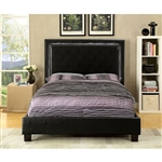 Erglow II Bed in Espresso Finish by Furniture of America - FOA-CM7696-B