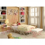 Enchant Twin Bed by Furniture of America - FOA-CM7705-B