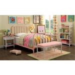 Coco Twin Bed by Furniture of America - FOA-CM7740-B