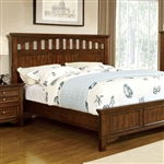 Chelsea Bed by Furniture of America - FOA-CM7781-B