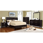 Snyder Bed by Furniture of America - FOA-CM7792EX-B