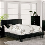 Wallen Bed by Furniture of America - FOA-CM7793BK-B