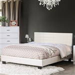 Wallen Bed by Furniture of America - FOA-CM7793WH-B