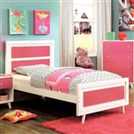 Alivia Bed by Furniture of America - FOA-CM7850PK-B
