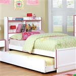 Bobbi Bed by Furniture of America - FOA-CM7852PK-B