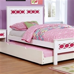 Cammi Bed by Furniture of America - FOA-CM7853PK-B