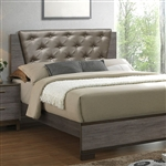 Manvel Bed by Furniture of America - FOA-CM7867-B