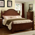 Palm Coast Bed by Furniture of America - FOA-CM7888-B