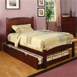 Cara Bed by Furniture of America - FOA-CM7903CH-B