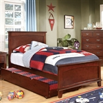 Colin Bed by Furniture of America - FOA-CM7909CH-B