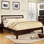 Corry Bed by Furniture of America - FOA-CM7923EX-B