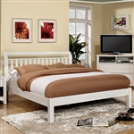 Corry Bed by Furniture of America - FOA-CM7923WH-B