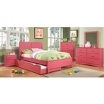 Prismo 4 Piece Youth Bedroom Set by Furniture of America - FOA-CM7941PK