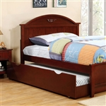 Medina Bed by Furniture of America - FOA-CM7942CH-B