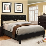 Velen Bed by Furniture of America - FOA-CM7949BK-B