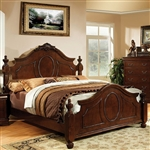 Velda II Bed by Furniture of America - FOA-CM7952-B
