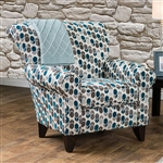 Arklow Chair in Beige by Furniture of America - FOA-SM1242-CH