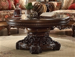 Classic European Victorian 3 Piece Occasional Table Set by Homey Design - HD-1100