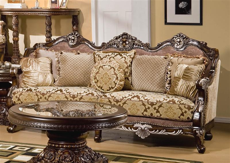 Alcudia Sofa by Homey Design HD-1682-S