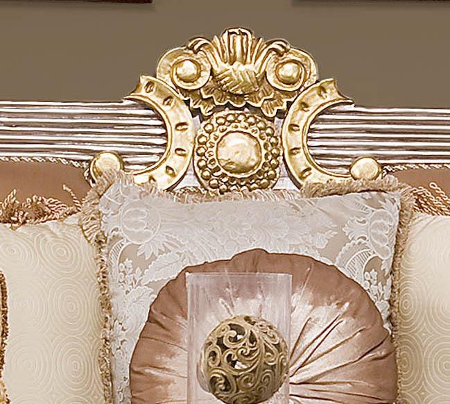 . Pollanca 2 Piece Living Room Set by Homey Design HD 1691