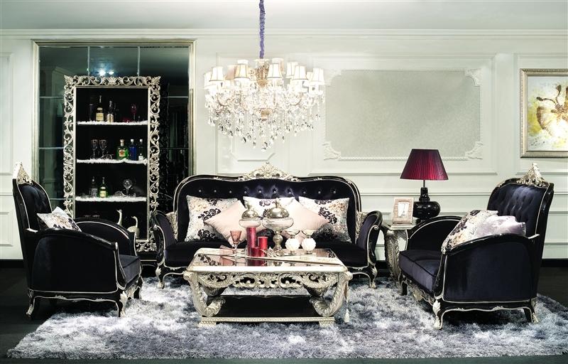. Castilla 2 Piece Living Room Set by Homey Design HD 195