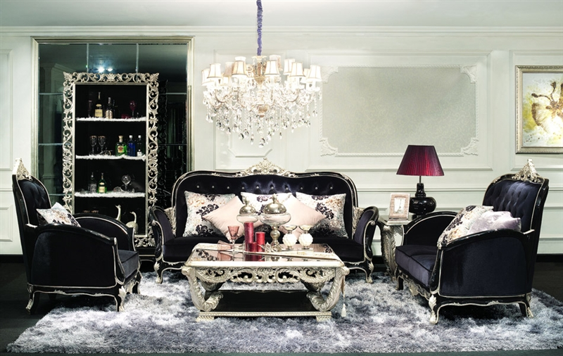 . Castilla Buffet Table by Homey Design HD 195