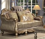 Sanary Loveseat by Homey Design HD-287-L