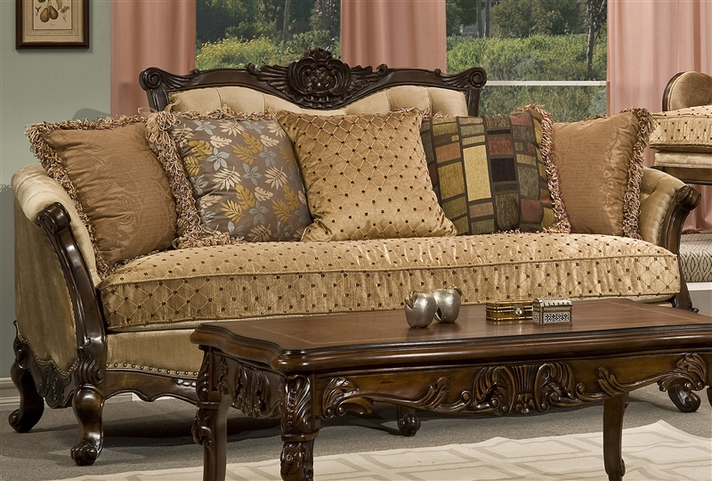 . Brignoles 2 Piece Living Room Set by Homey Design HD 3305