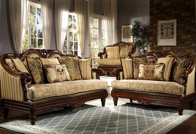 Le Muy 2 Piece Living Room Set by Homey Design HD-386