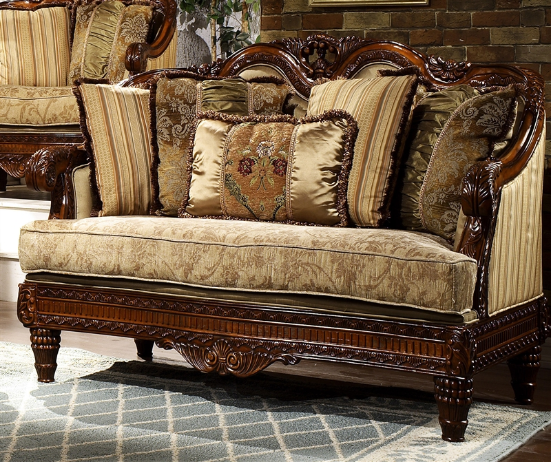 . Le Muy 2 Piece Living Room Set by Homey Design HD 386