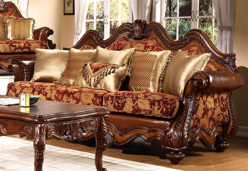Vallauris Sofa By Homey Design Hd 481 S